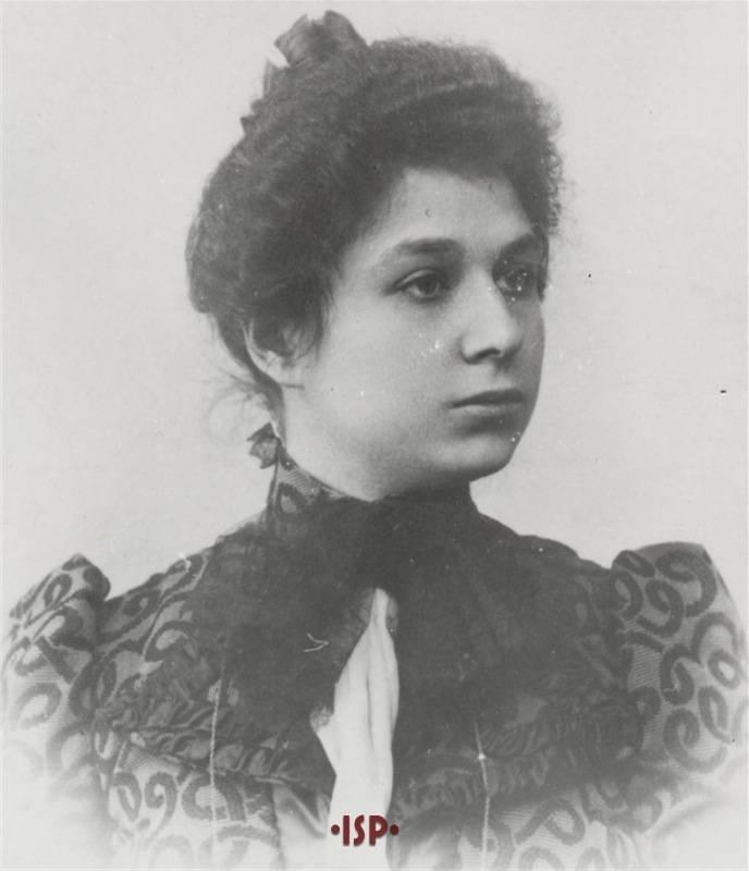 15.Maria Antonietta Portolano moglie di Luigi Pirandello 1