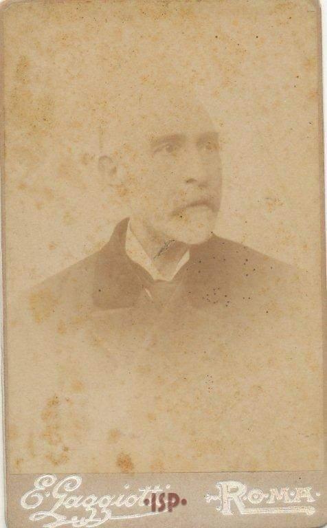 6 Lo zio materno Rocco Ricci Gramitto. 1