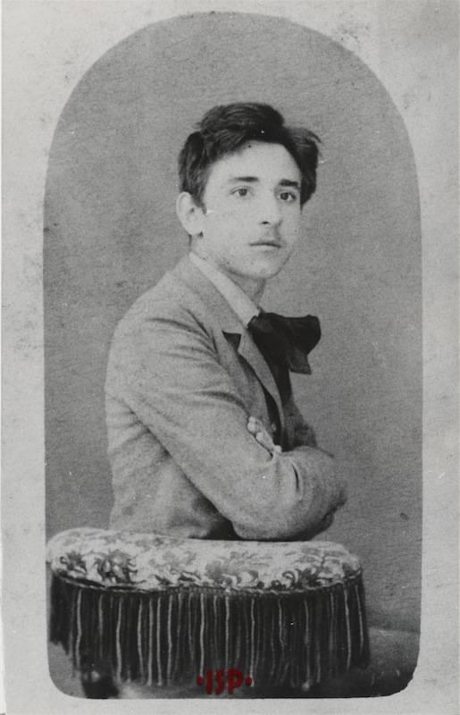 Luigi Pirandello a 17 anni 1 1