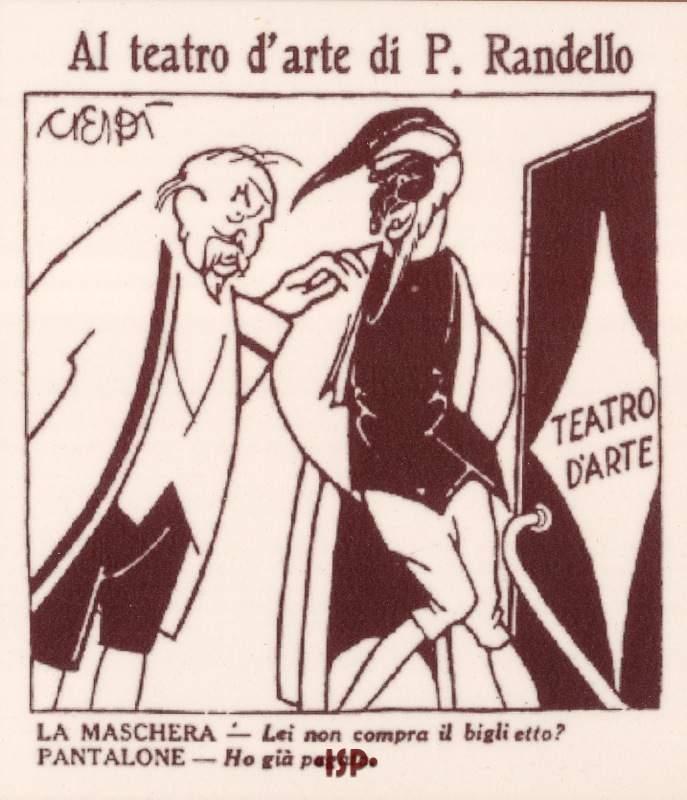 08 Il becco giallo 1925. Crespi 1