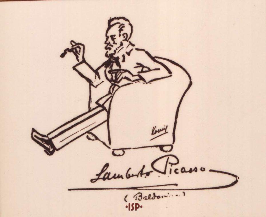 09 Caricatura di Lamberto Picasso 1
