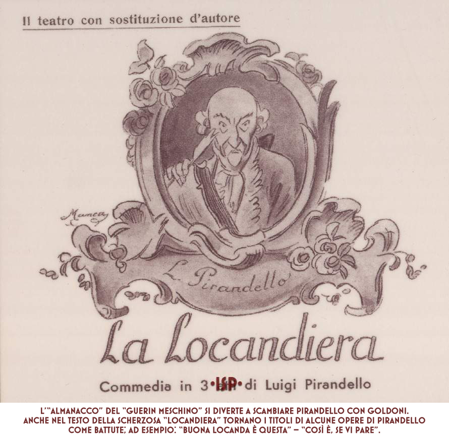 21 Almanacco del Guerin Meschino 1935. Manca 1