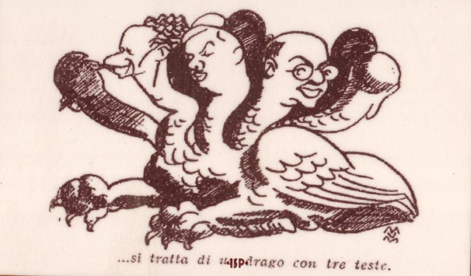 Almanacco Letterario 1929 Vellani Marchi 1
