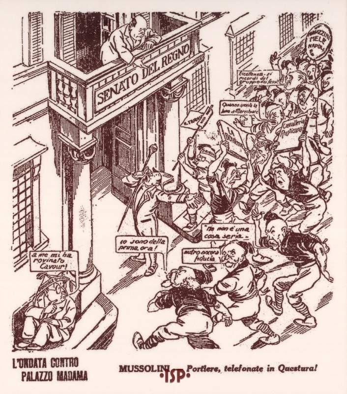 Il becco giallo 21 settembre 1924 1