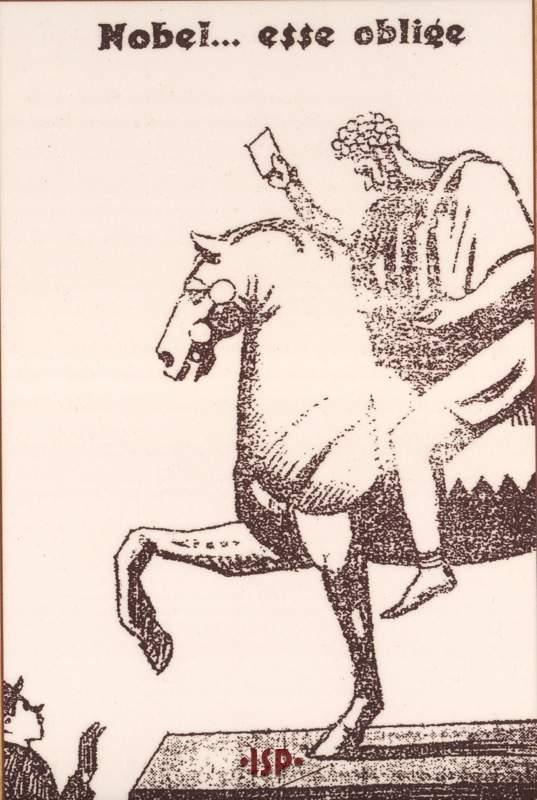Marc Aurelio 1934 Probabilmente Galantara 1