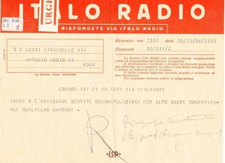 Marconi Guglielmo 1