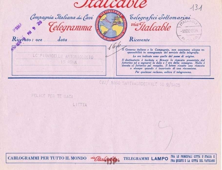 Pirandello Lietta 1