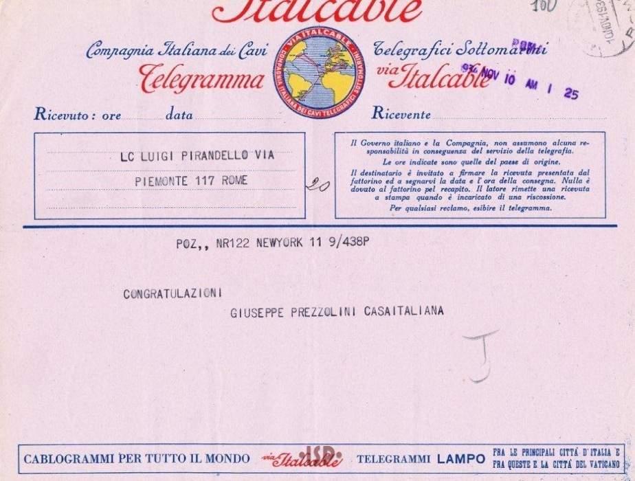 Prezzolini Giuseppe 1