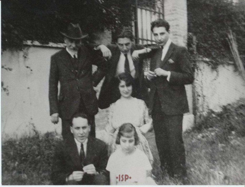 13 Con Stefano Fausto Lietta Olinda Labroca Manuel Aguirre