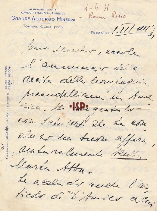 1 aprile 1931 1