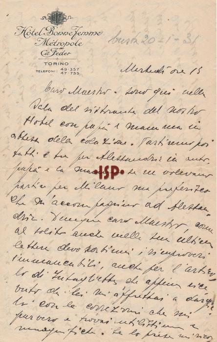 20 gennaio 1931 1