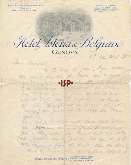 28 agosto 1931 1