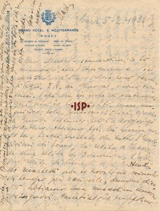 5 febbraio 1931 1