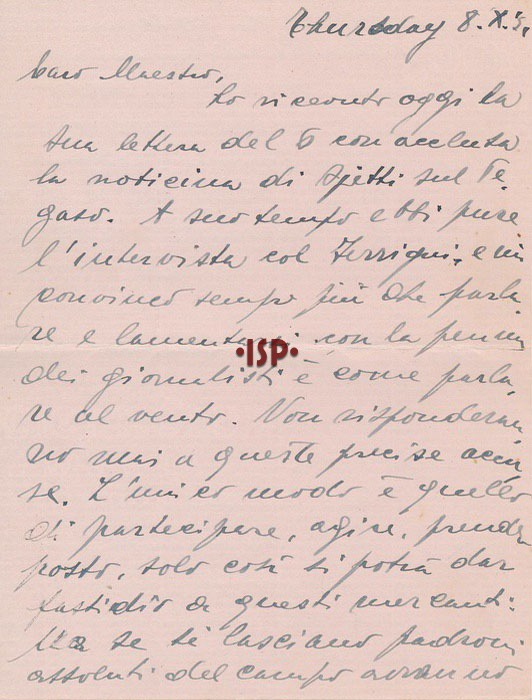 8 ottobre 1931 1