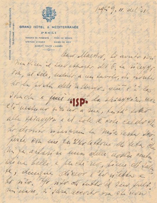 9 febbraio 1931 1