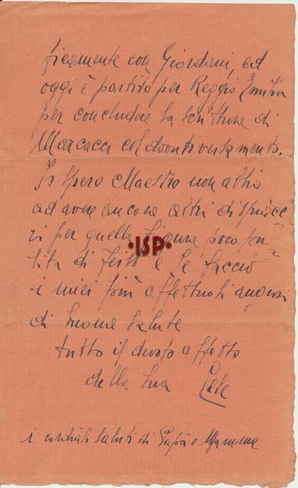 cele 20 settembre 1929