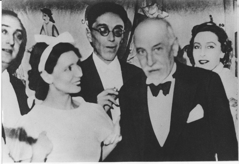 11 Pirandello e i Pitoâff 1935
