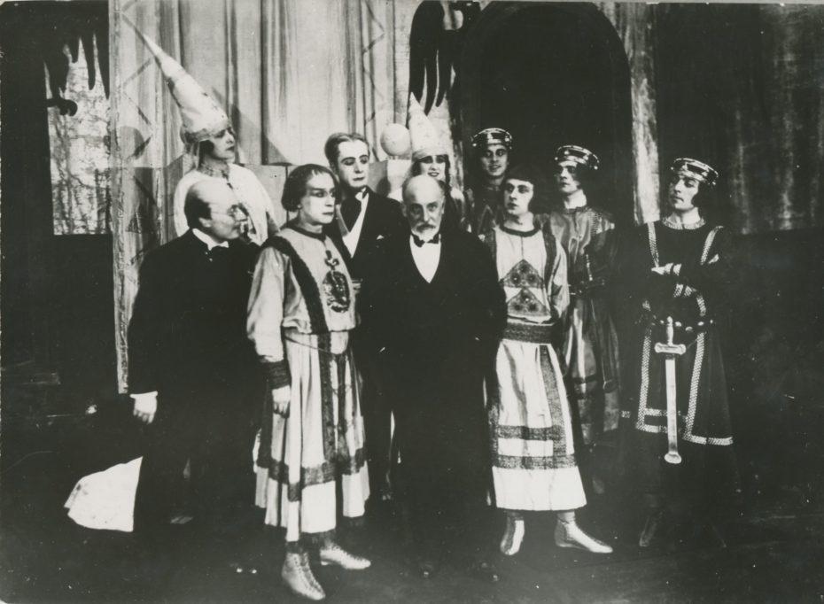 4 Picasso Cervi Olivieri Berlino 1925