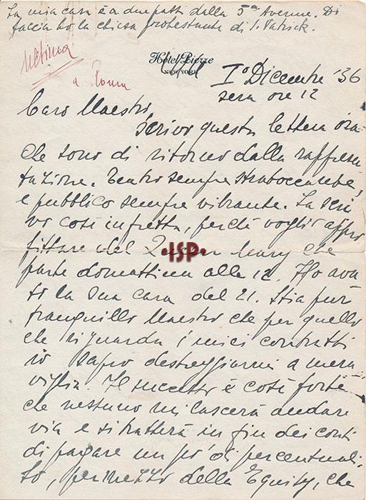 1 dicembre 1936 1 1