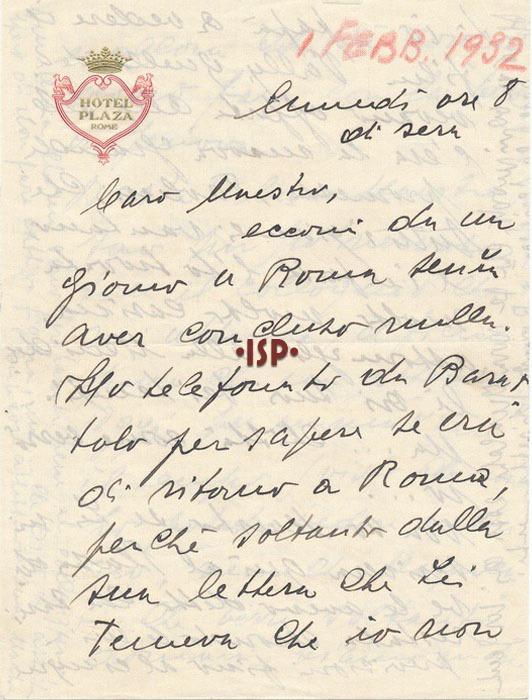 1 febbraio 1932 1