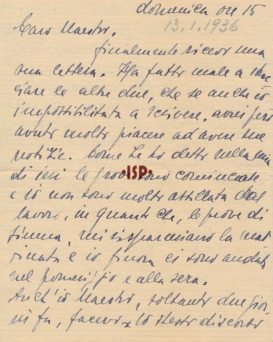 13 gennaio 1936 1