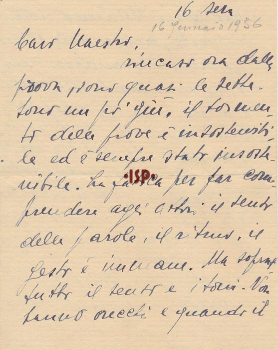 16 gennaio 1936 1
