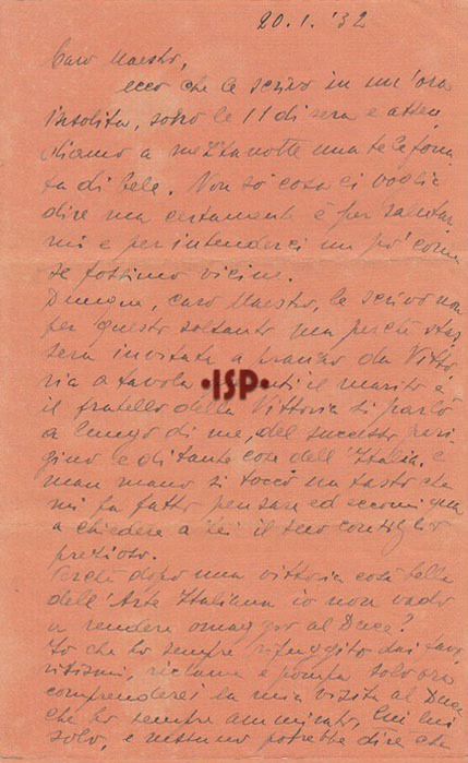 20 gennaio 1932 1