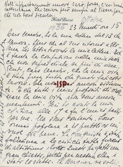 23 ottobre 1936 1 1