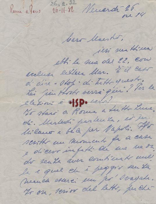 26 febbraio 1932 1
