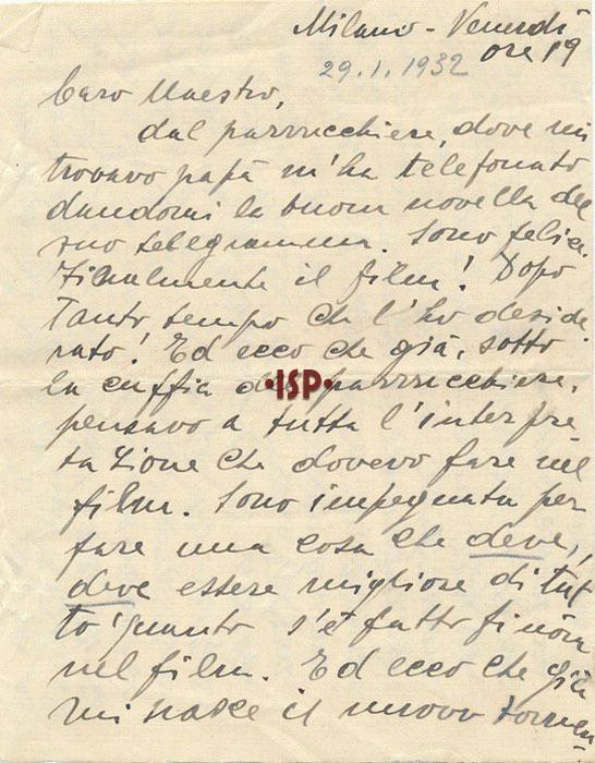 29 gennaio 1932 1