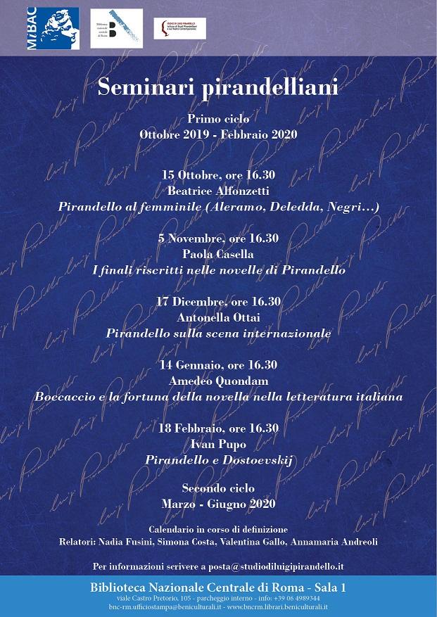 Seminari Pirandelliani