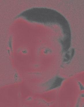 LP bambino rosso