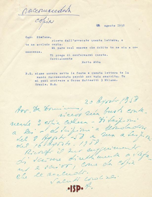 20 agosto 1958 1