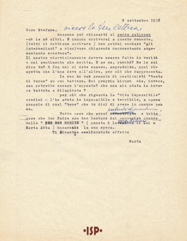 9 settembre 1958