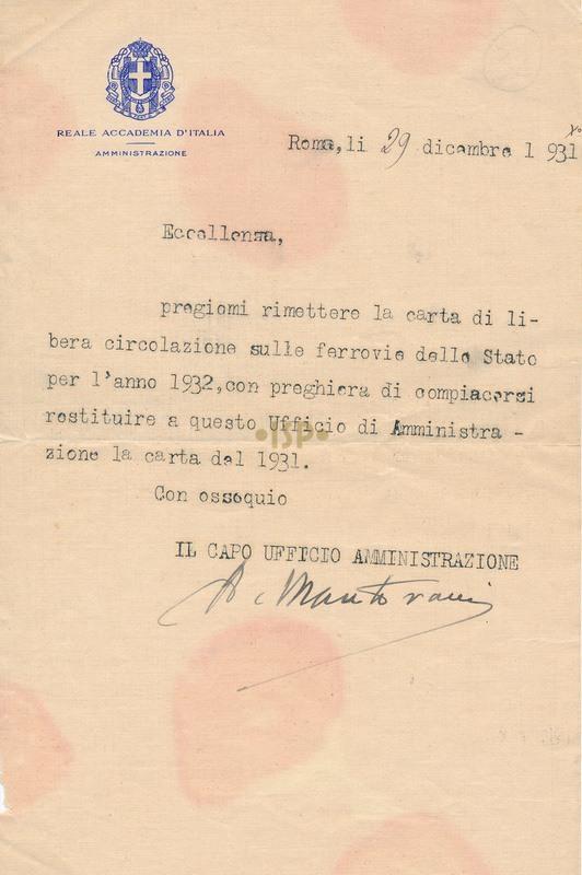 1 Mantovani 29 dicembre 1931
