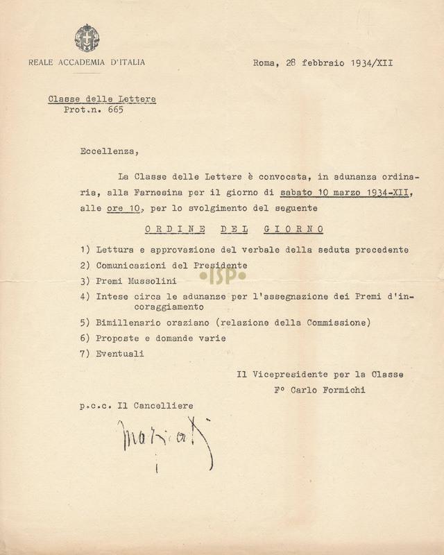 11 Formichi Marpicati 28 febbraio 1934