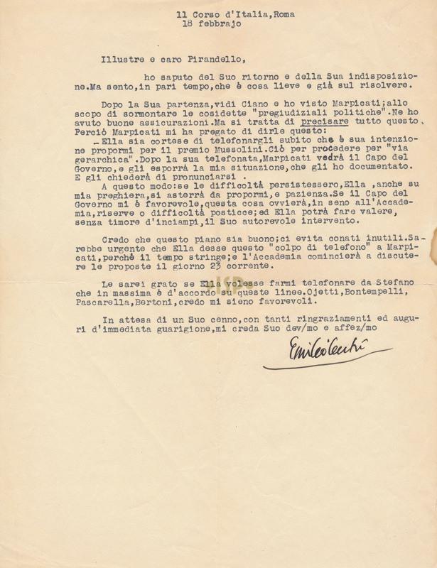 13 Cecchi 18 febbraio 1936