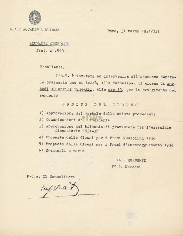 14 Marconi Marpicati 31 marzo 1934 r