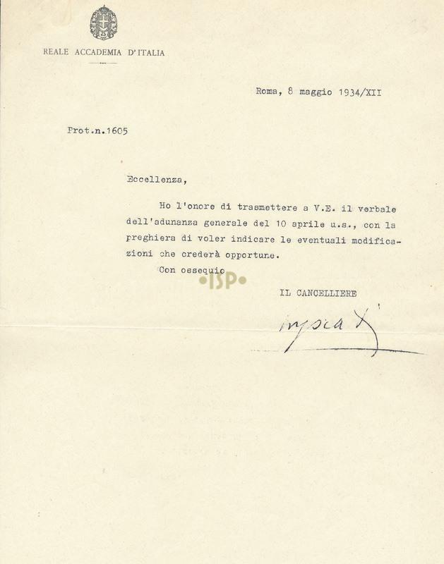 21 Marpicati 8 maggio 1934