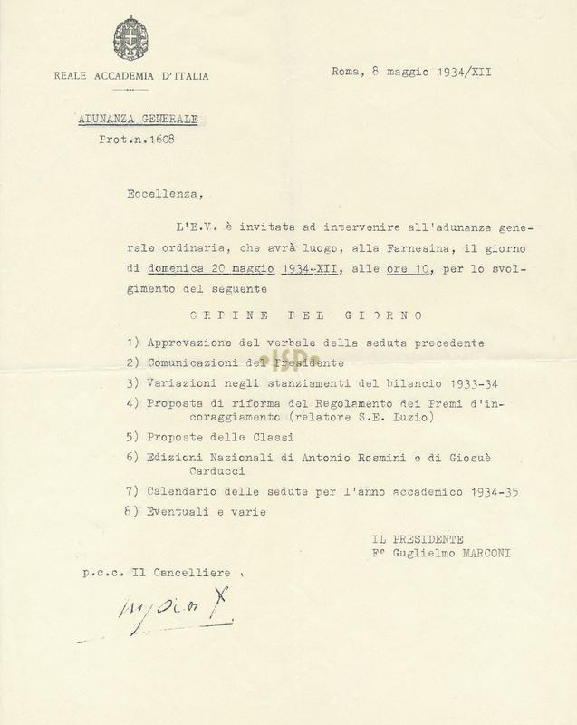 23 Marconi Marpicati 8 maggio 1934