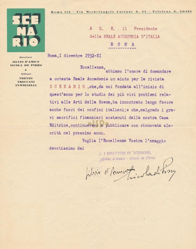 25 De Pirro 31 dicembre 1932 Allegato
