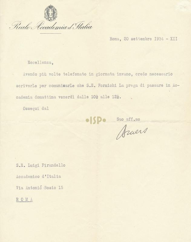 27 Bruers 20 settembre 1934