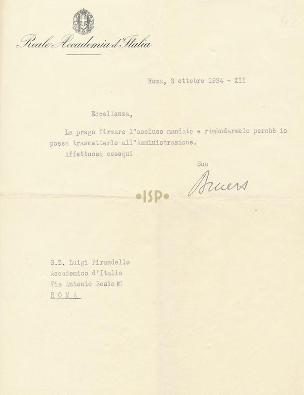 28 Bruers 3 ottobre 1934