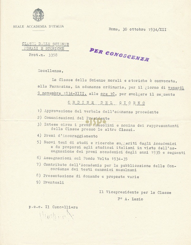 34 Luzio Marpicati 30 ottobre 1934