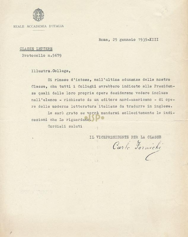39 Formichi 29 gennaio 1935