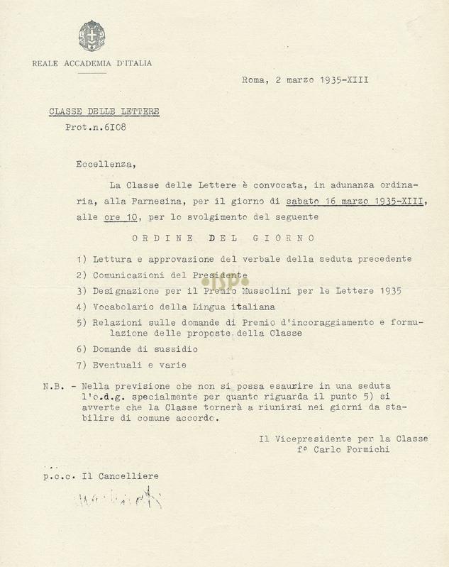 42 Formichi Marpicati 2 marzo 1935