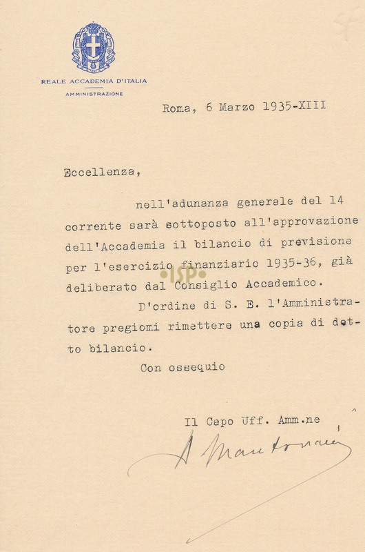 43 Mantovani 6 marzo 1935