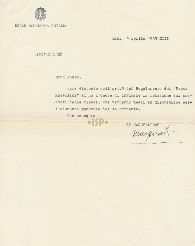 45 Marpicati 9 aprile 1935
