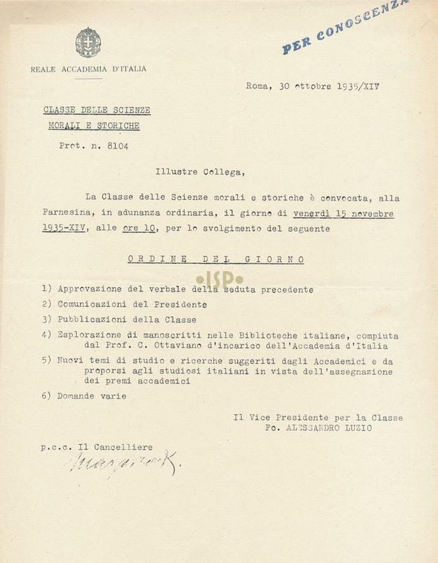 51 Luzio Marpicati 30 ottobre 1935