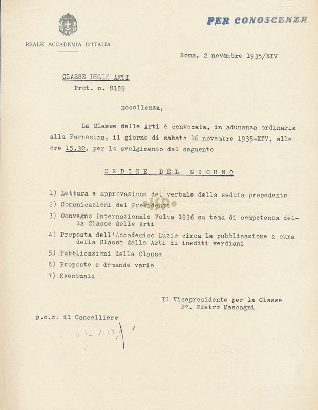 52 Mascagni Marpicati 2 novembre 1935